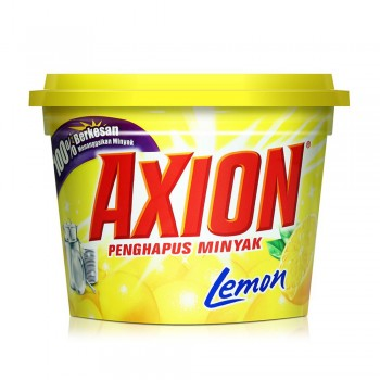 Axion Lemon Dishwashing Paste 750g