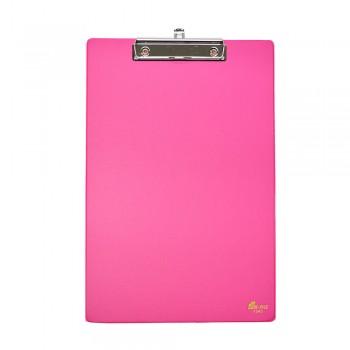 EMI 1340 Wire Clipboard F4 - Fancy Pink