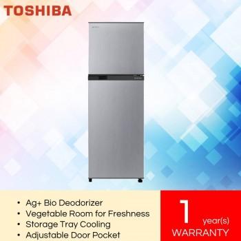Toshiba GR-A28MS (S) 2 Door Inverter Refrigerator (280L)