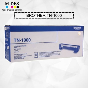Toner Cartridge Brother TN-1000