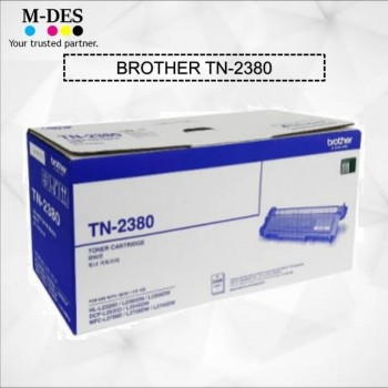 Toner Cartridge Brother TN-2380 (2.6K) High Capacity