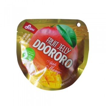 Fruit Jelly Ddororo (Apple Mango ) 40g