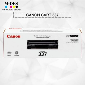 Canon Cart 337  Toner Cartridge (2.4k)