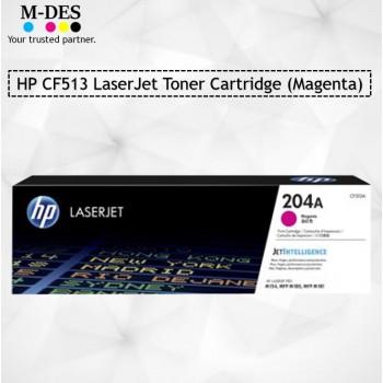 HP CF513A Magenta LaserJet Toner Cartridge (204A)