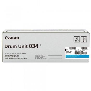 Canon MF810Cdn Cyan Drum Toner 034