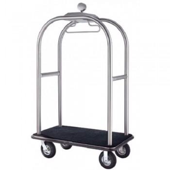 SSteel Birdcage Styling Cart-LDBCT412/SS (Item No:G01-202)