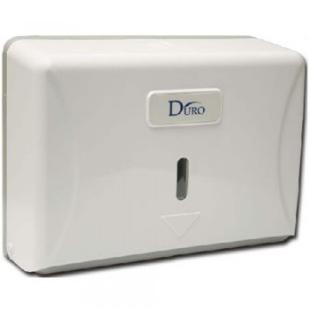 DURO Tiny Multi Fold Paper Dispenser 9001-W (Item No:F13-57)