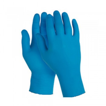 Kleenguard G10 Artic Blue Thin Mil Gloves - L x 200pcs