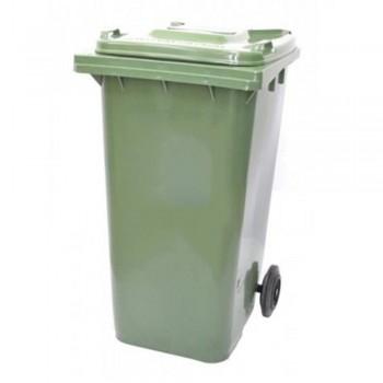 LEADER Mobile Garbage Bins BP240 Green