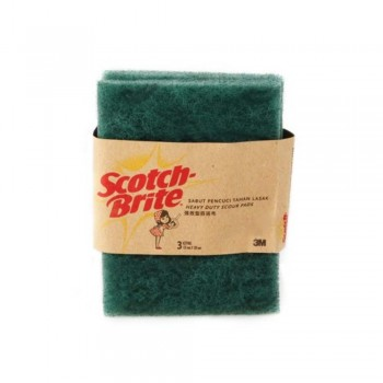 Scotch-Brite Heavy Duty Scourer Pad