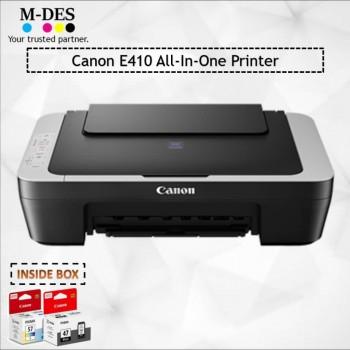 Printer Canon E410 All-In-One