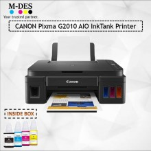 Canon Pixma G2010 All-In-One Inkjet Printer