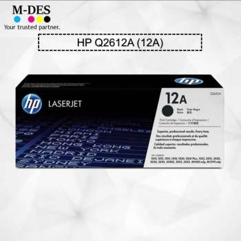 HP Q2612A/12A Toner Cartridge