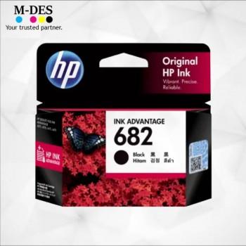 HP 682 Black Ink Cartridge (3YM77AA)
