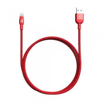 Adam Elements Peak 120B Lightning Cable - Red