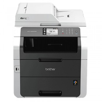 Brother MFC-9330CDW - A4/Letter Multi-Function Auto-Duplex USB Direct & Pictbridge (Touch) Wireless Color LED Printer