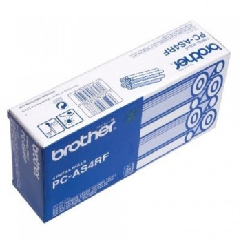 Brother PCAS4RF Fax Ink Film (4 Films)