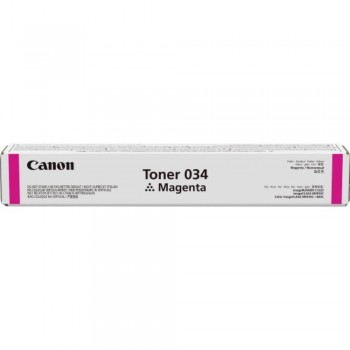 Canon Cartridge 034 Magenta Toner