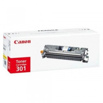 Canon Cartridge 301 Yellow Toner Cartridge
