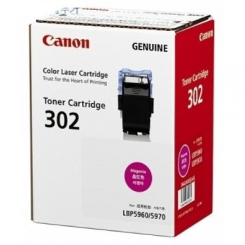 Canon Cartridge 302 Magenta Toner Cartridge