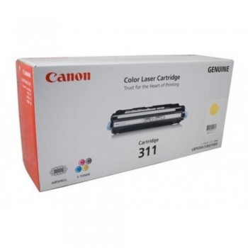Canon Cartridge 311 Yellow Toner Cartridge