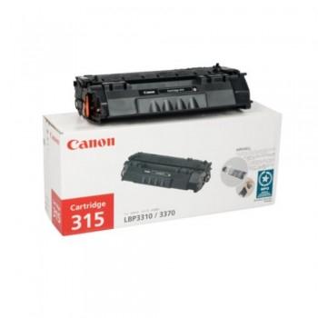 Canon Cartridge 315 Toner Cartridge - 3k
