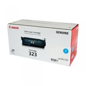 Canon Cartridge 323 Cyan Toner Cartridge