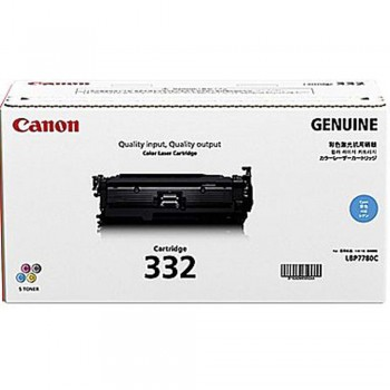 Canon Cartridge 332 Cyan Toner (6,100 pgs)