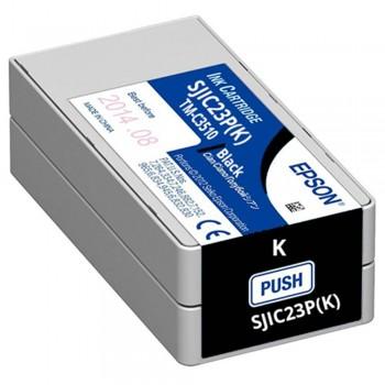 EPSON TM-C3510 SJIC23P BK CART (Item No: EPS SJIC23P BK)