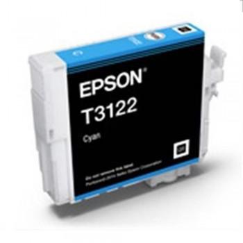 Epson SureColor P407 Ink Cartridge Cyan (Item No: EPS T327200)