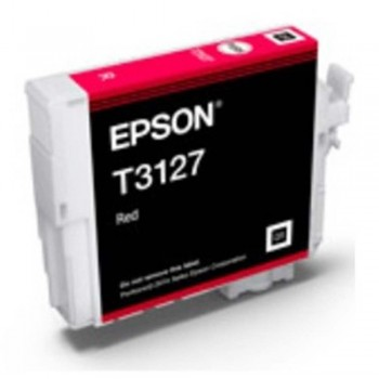 Epson SureColor P407 Ink Cartridge Red (Item No: EPS T327700)