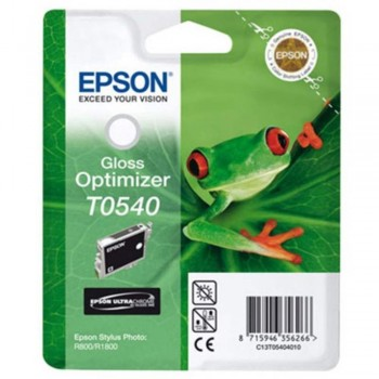 Epson T0540 Stylus photo Ink Cartridge - Gloss Optimizer (Item: EPS T054090)