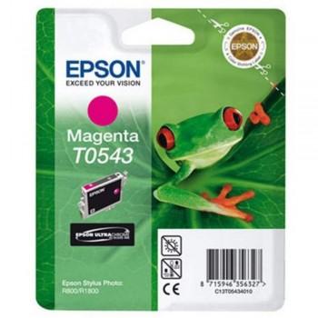 Epson T0543 Stylus photo Ink Cartridge - Magenta (Item:EPS T054390)