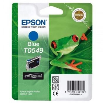 Epson T0549 Stylus photo Ink Cartridge - Blue (Item: EPS T054990)