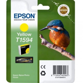 Epson T1594 Ink Cartridge - Yellow (Item No: EPS T159490)