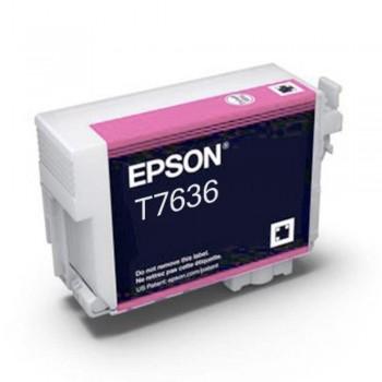 Epson T7636 Ink Cartridge - Vivid Light Magenta (Item No:EPS T763600)