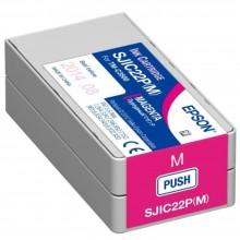 Epson TM-C3510 SJIC23P Ink Cartridge - Magenta (Item No:EPS SJIC23P M)