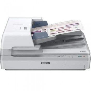Epson WorkForce DS-60000 - A3 ADF/40ppm/80ipm Duplex Flatbed Colour Image Scanner (Item No: EPSON DS-60000)