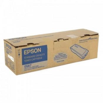 Epson SO50587 Standard Black Toner Cartridge (Item no: EPS SO50587)