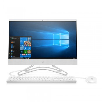 "HP 22-c0037d 21.5"" FHD IPS AIO Desktop PC - i3-8130U, 4GB DDR4, 1TB, Intel, W10"