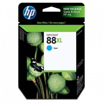 HP 88XL Cyan Officejet Ink Cartridge (C9391A)