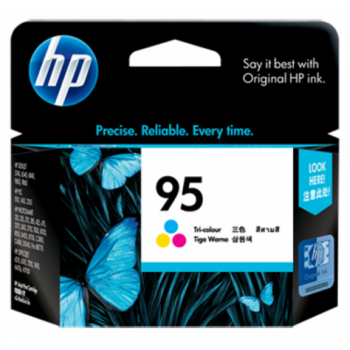 HP 95 Tri-color Inkjet Print Cartridge (C8766WA)