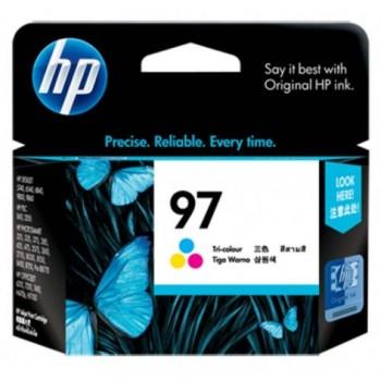 HP 97 Tri-color Inkjet Print Cartridge (C9363WA)