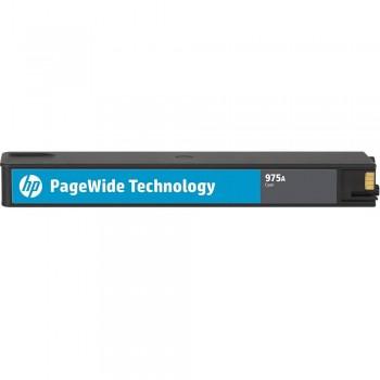 HP 975A Cyan Original PageWide Cartridge (L0R88AA)