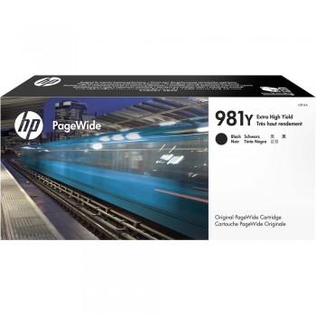HP 981Y Extra High Yield Black Original PageWide Cartridge (L0R16A)