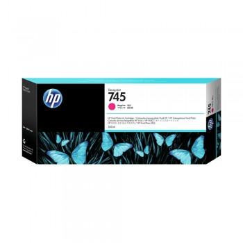 HP 745 130ml DesignJet Magenta Ink Cartridge (HP F9J95A)