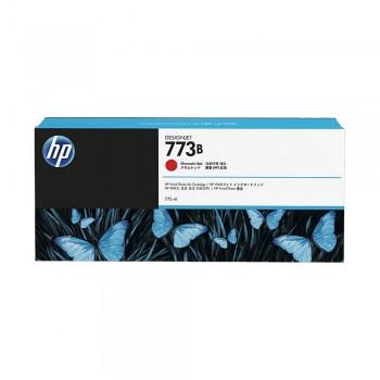 HP 773B 775ml Chromatic Red DesignJet Ink Cartridge (HP C1Q30A)