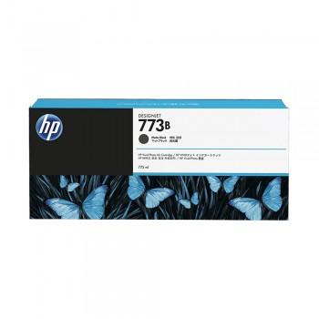 HP 773B 775ml Matte Black DesignJet Ink Cartridge (HP C1Q29A)