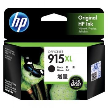 HP 915XL High Yield Black Original Ink Cartridge