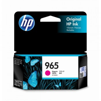 HP 965 Magenta Original Ink Cartridge